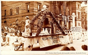 1915-justice-bell-parade-courtesy-kenneth-florey-woman-suffrage-collection